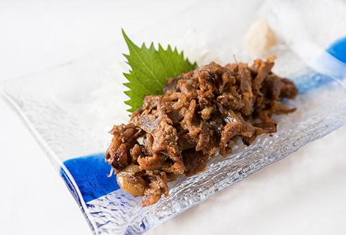 まがりや特製鶏もろみ焼